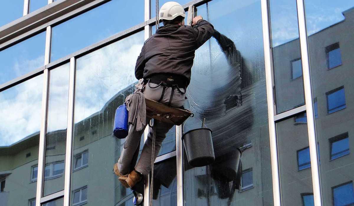 Меры безопасности при выполнении высотных работ